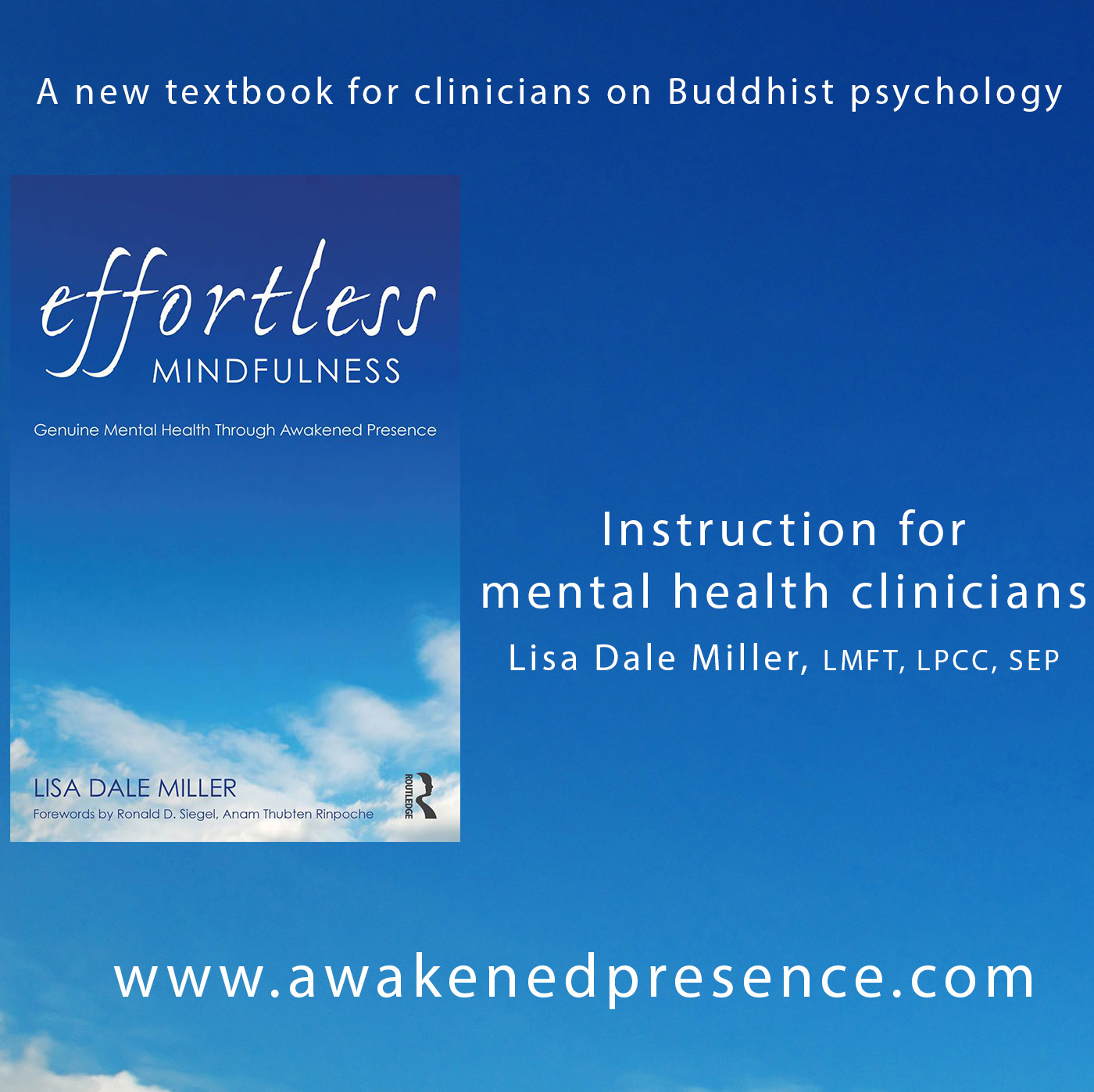 Introducing Effortless Mindfulness